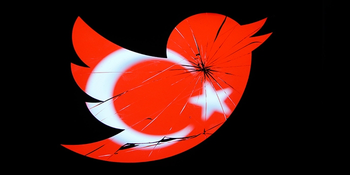 Τουρκία twitter
