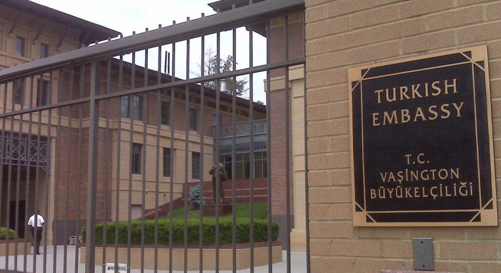τουρκική πρεσβεία