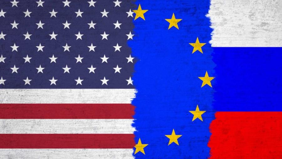 ΗΠΑ ΕΕ Ρωσία
