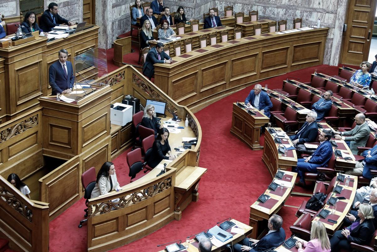 Βουλή: Πέρασε το νομοσχέδιο για τις διαδηλώσεις