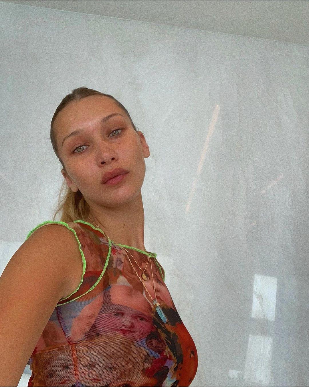 Μπέλα Χαντίντ