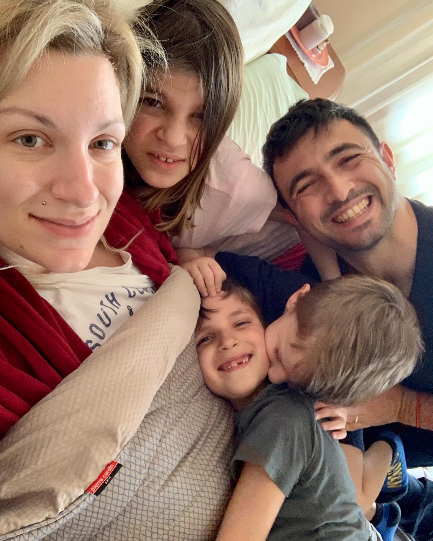 Ευχάριστα νέα για την Ολίβια Γαβρίλη μετά την αποβολή της