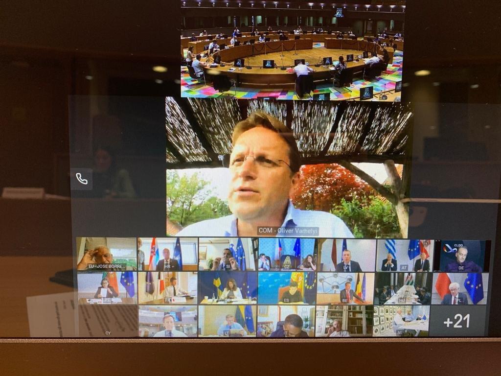 Ντροπή στην Ευρώπη! Για την Λευκορωσία η τηλεδιάσκεψη της ΕΕ και όχι την Τουρκία!