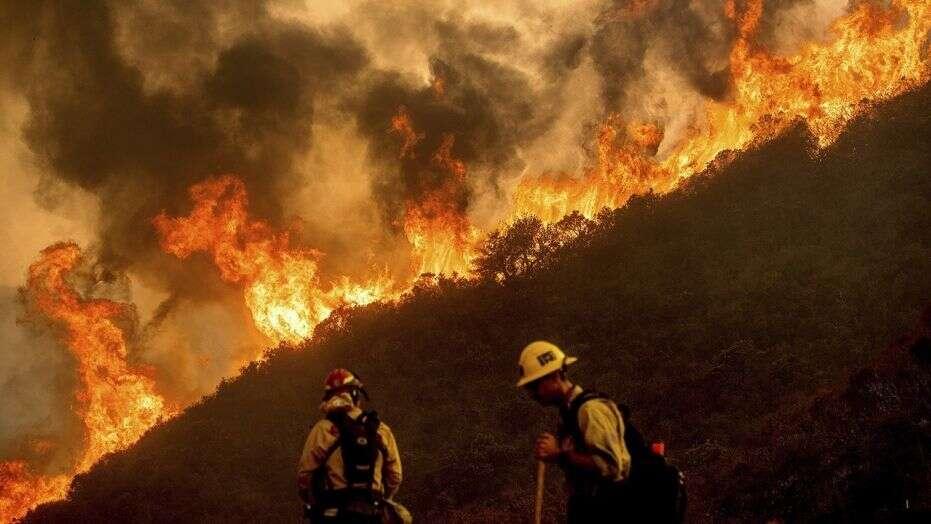 Πυρκαγιά Καλιφόρνια