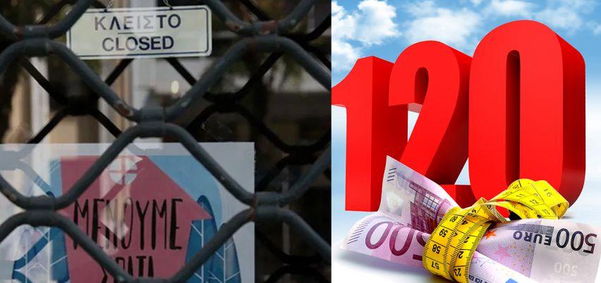 Εμπορικός Σύλλογος Αθηνών: Επαναρύθμιση οφειλών σε 120 δόσεις, ή αλλιώς, λουκέτα στην αγορά