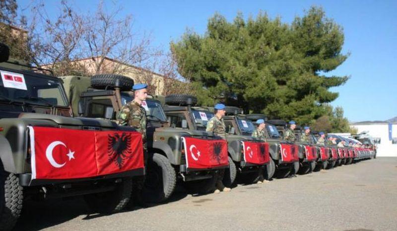 Αλβανία Τουρκία