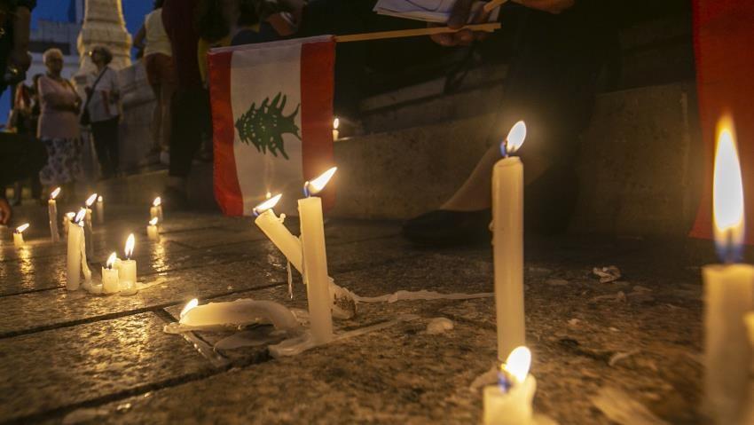 Λίβανος κεριά