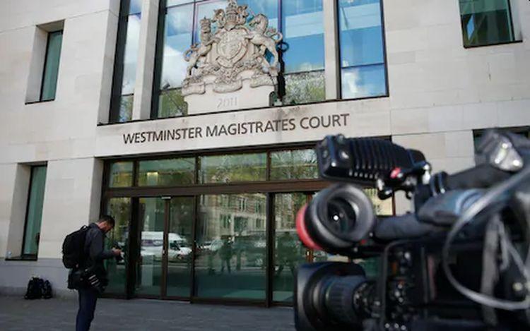 βρετανικό δικαστήριο