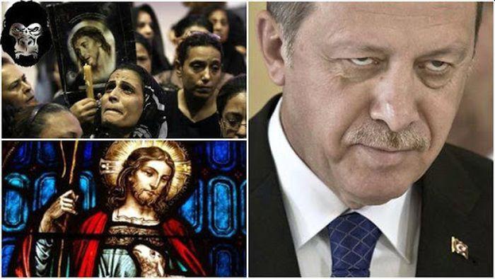 Χριστιανοί Ερντογάν