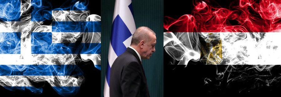 Τρέχουν οι Τούρκοι και δεν φτάνουν! «Πονάει» πολύ η συμφωνία Ελλάδας-Αιγύπτου για την ΑΟΖ