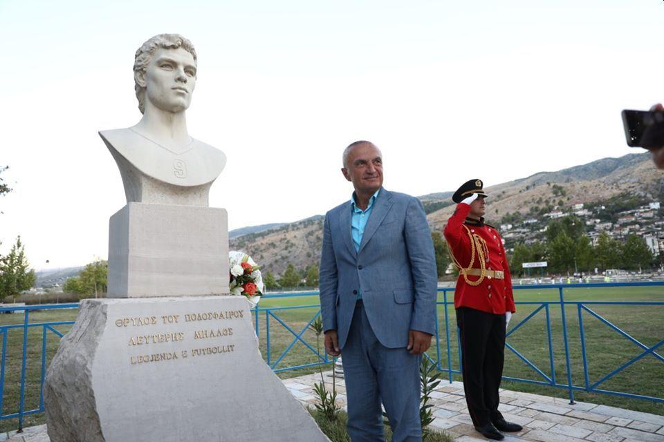 Αλβανός Πρόεδρος