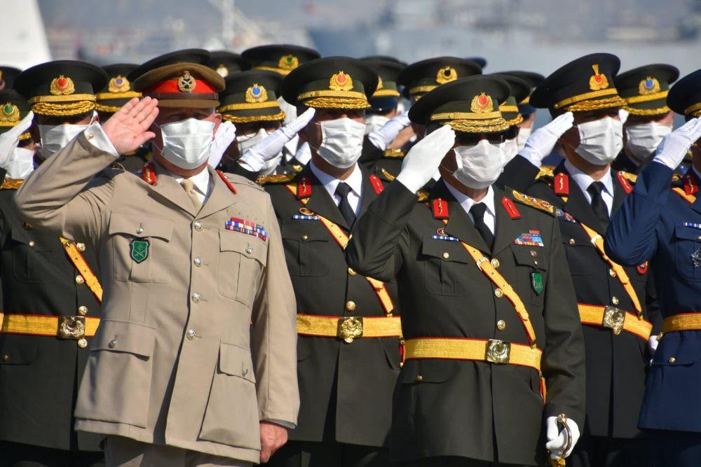 Τουρκία στρατηγός ΝΑΤΟ