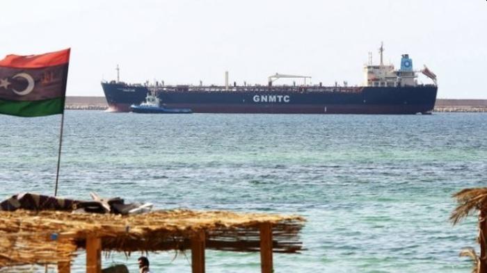 Λιβύη λιμάνι