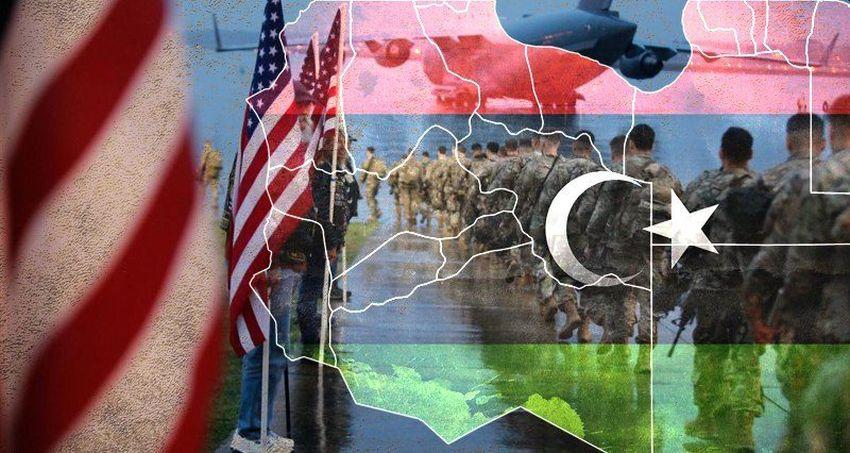 Λιβύη ΗΠΑ