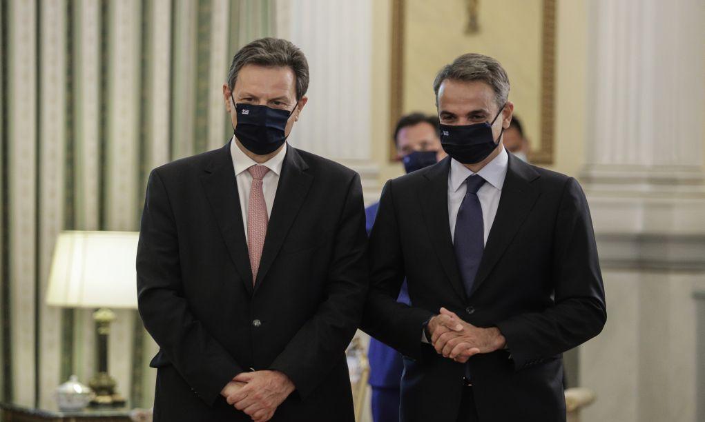 Ο νεοφιλελεύθερος βίος και η πολιτεία του νέου αναπληρωτή υπουργού Οικονομικών Θόδωρου Σκυλακάκη