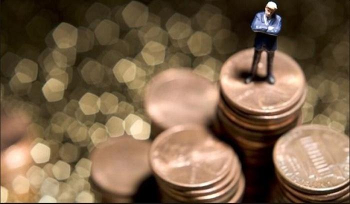 συνταξιούχος κέρματα