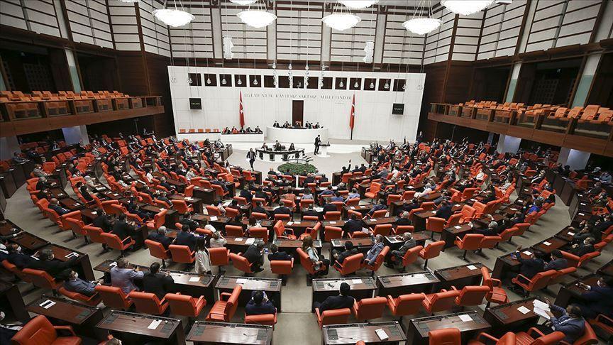 τουρκικό κοινοβούλιο