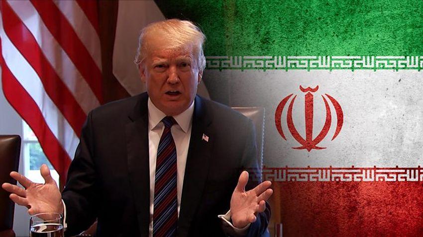 Τραμπ Ιράν