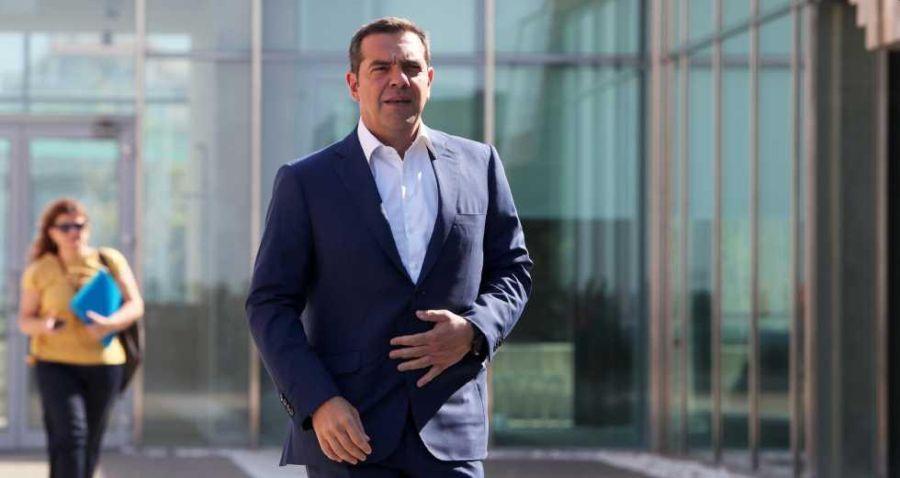 Τσίπρας: «Η κυβέρνηση προχώρησε τις διαπραγματεύσεις από εκεί που τις είχαμε αφήσει με Ιταλία και Αίγυπτο»