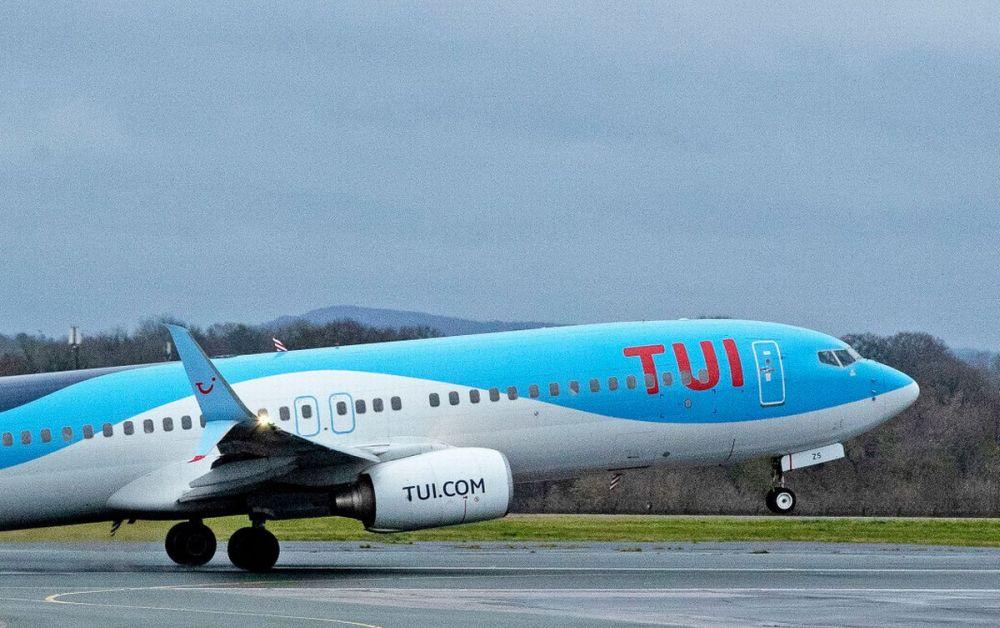 πτήση TUI