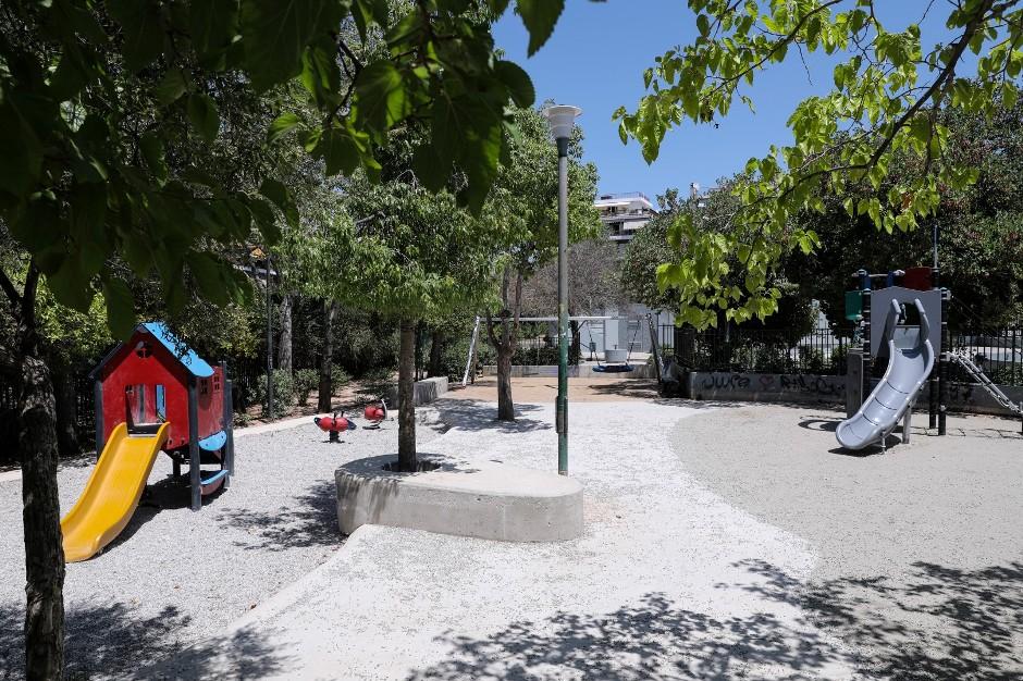 Η καλή είδηση έρχεται από τον Δήμο Αθηναίων: 19 παιδικές χαρές, πλήρως ανακατασκευασμένες