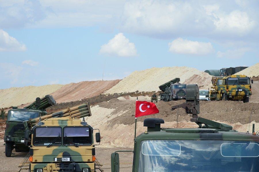 τουρκία Ιντλίμπ