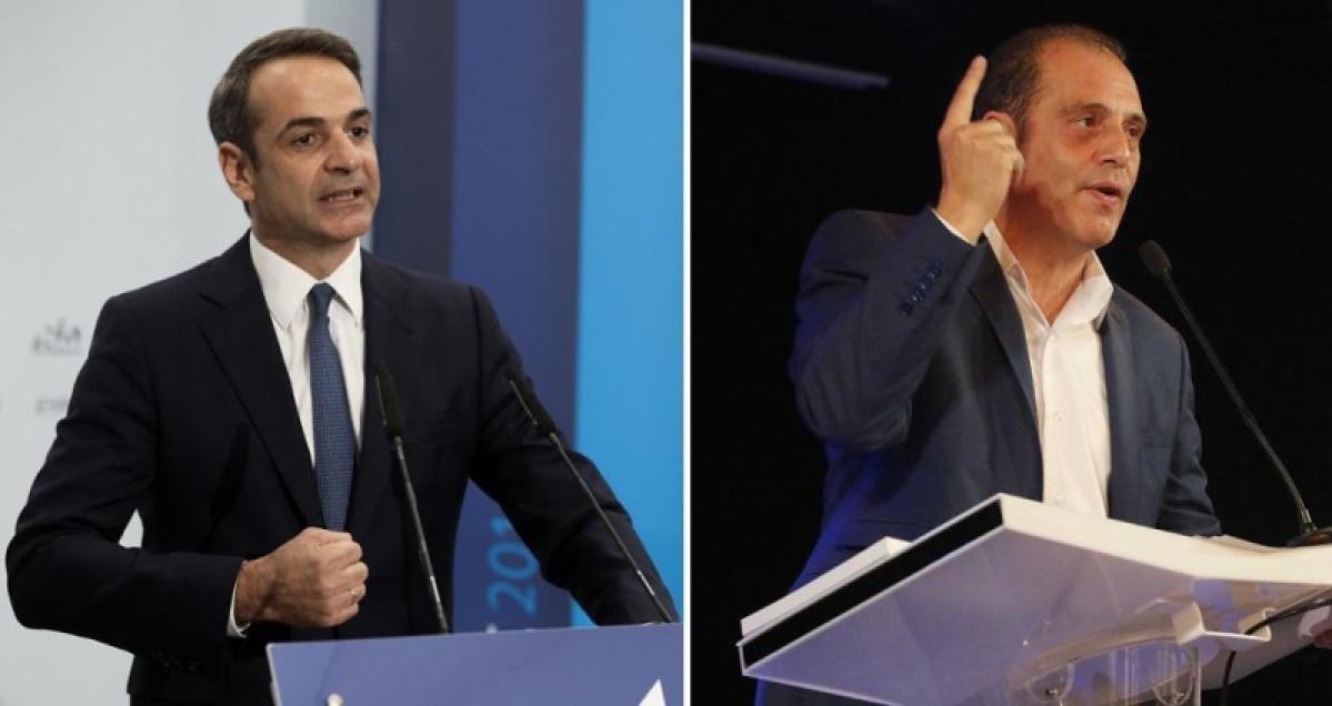 «Πόλεμος» Βελόπουλου – Μητσοτάκη για την συμφωνία με το Αζερμπαϊτζάν