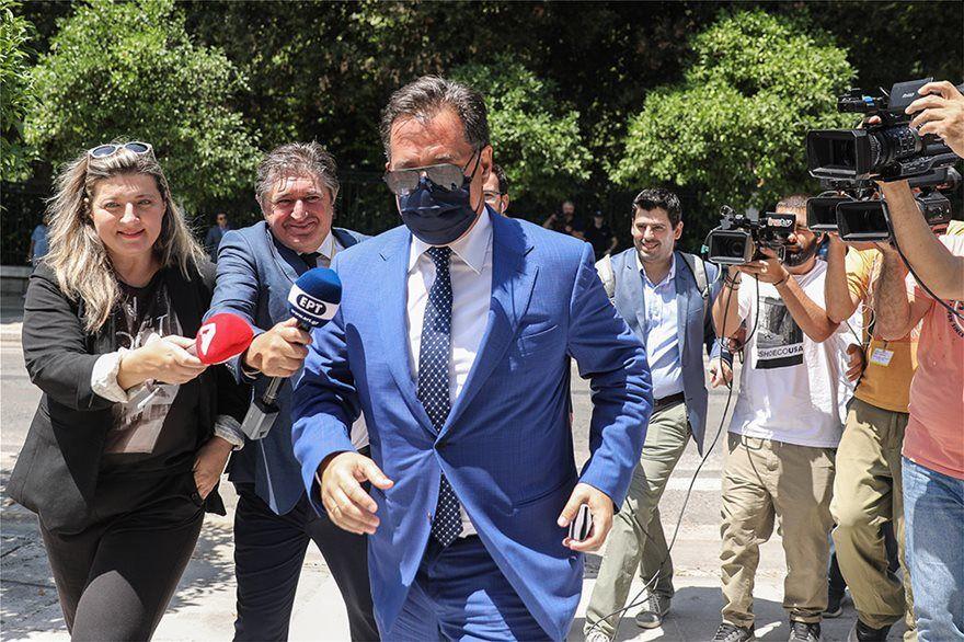 Ο πολιτικός «Ιανός» Άδωνις Γεωργιάδης (video)