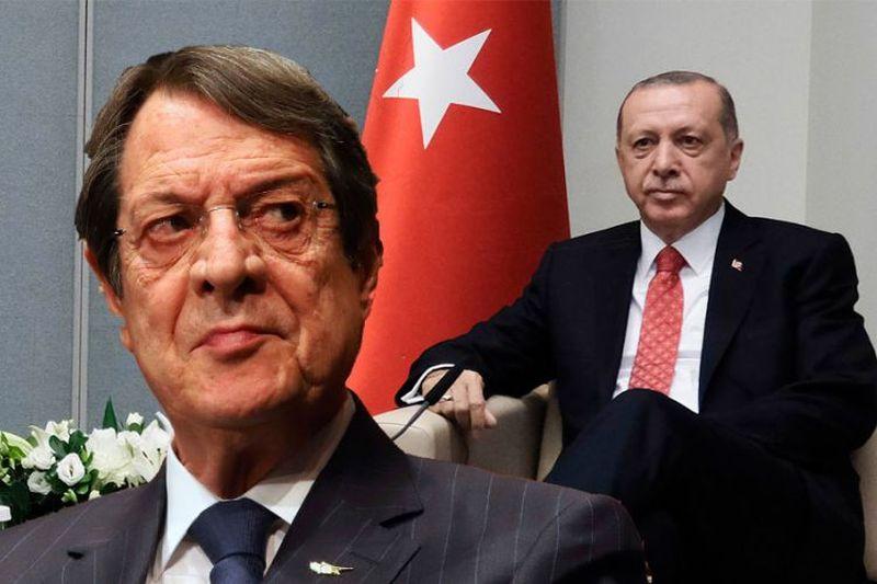 «Ύπουλη» επιστολή Ερντογάν στους ηγέτες της ΕΕ πλην Ελλάδας-Κύπρου… Απάντηση Αναστασιάδη με κυπριακή επιστολή