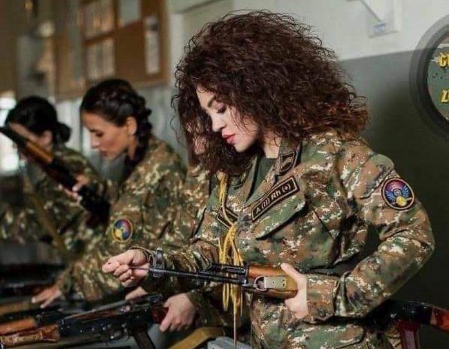 Αρμενία γυναίκες