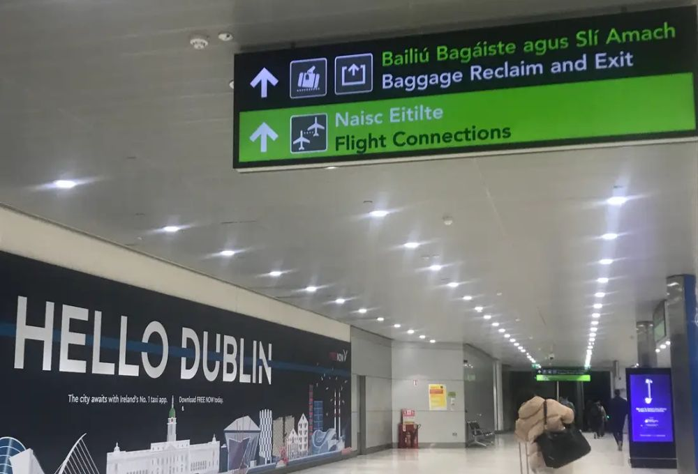 αεροδρόμιο Δουβλίνο