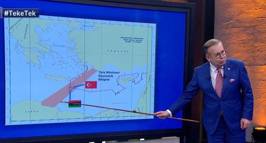 τουρκικές προκλήσεις