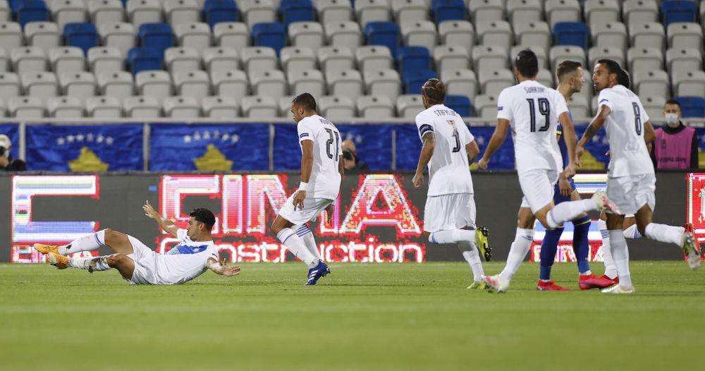 Κόσοβο-Ελλάδα 1-2