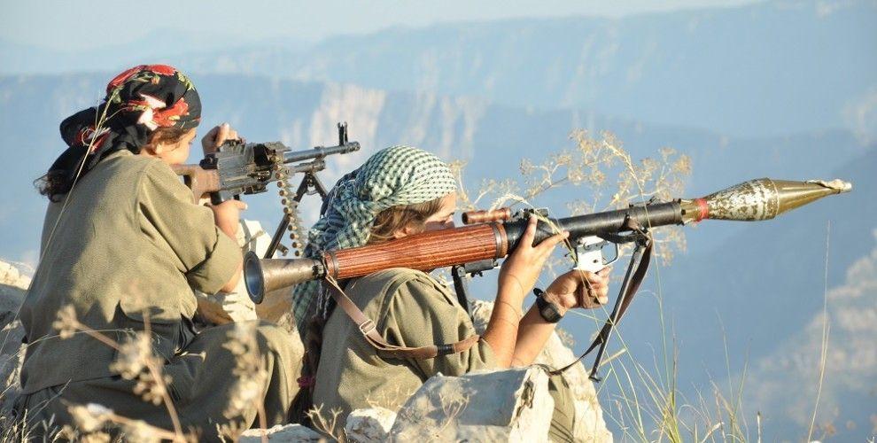 Κούρδισσες