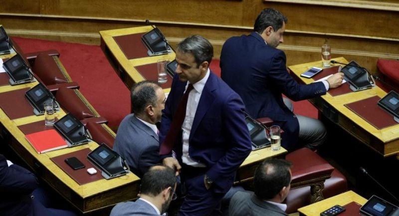 Aπόσυρση των συμφωνιών με τα Σκόπια – Πάει για εκλογές ο Μητσοτάκης;