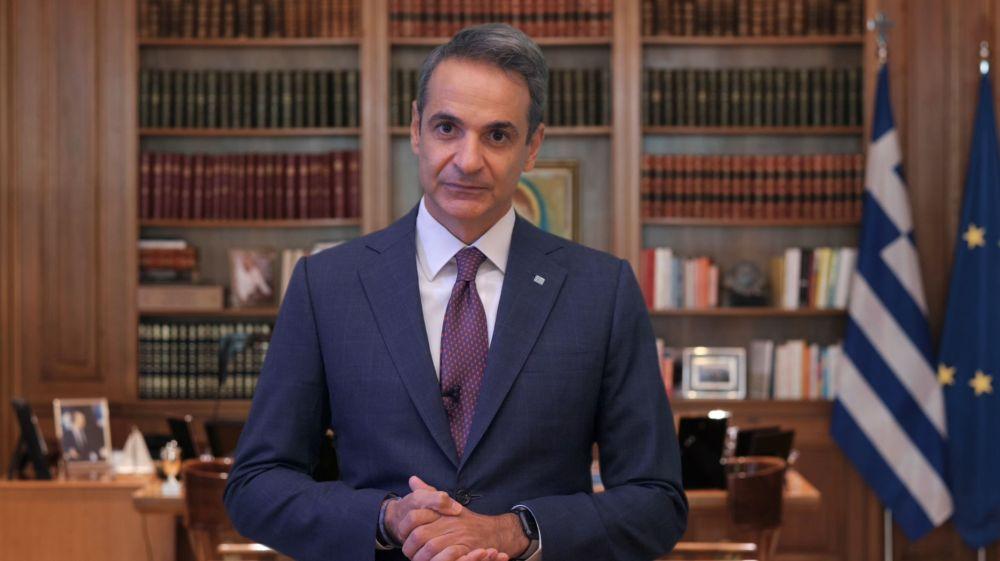 Ο Μητσοτάκης ανέβαλε το διάγγελμά του λόγω του σεισμού στη Σάμο
