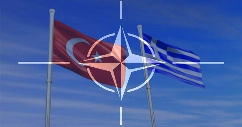 ΝΑΤΟ Τουρκία Ελλάδα