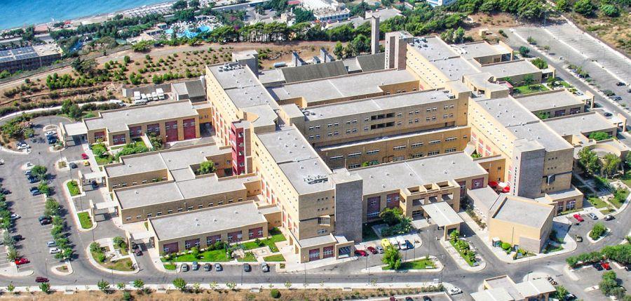 νοσοκομειο Ρόδου