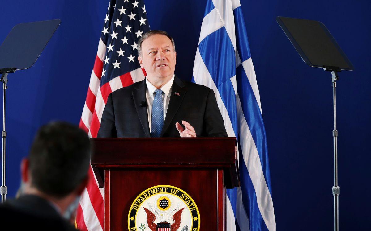 Στέιτ Ντιπάρτμεντ: «Η ισχυρότερη σχέση που έχει υπάρξει μεταξύ ΗΠΑ και Ελλάδας εδώ και δεκαετίες»