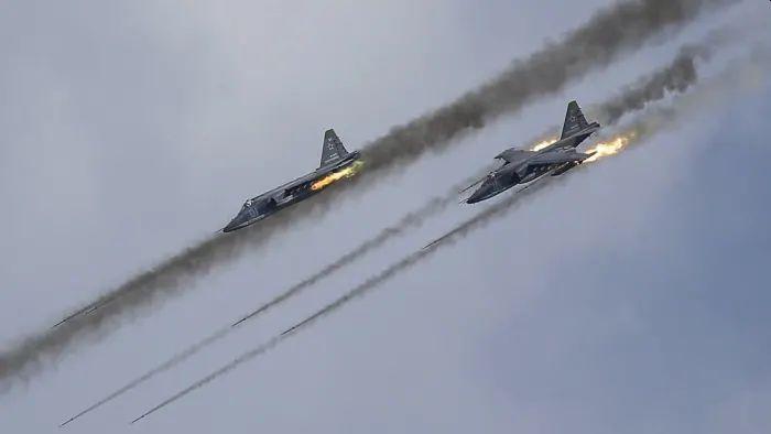 ρωσικά μαχητικά