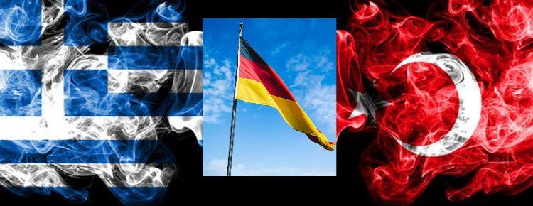 Ελλάδα Τουρκία Γερμανία