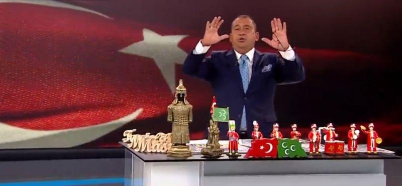 τούρκος παρουσιαστής