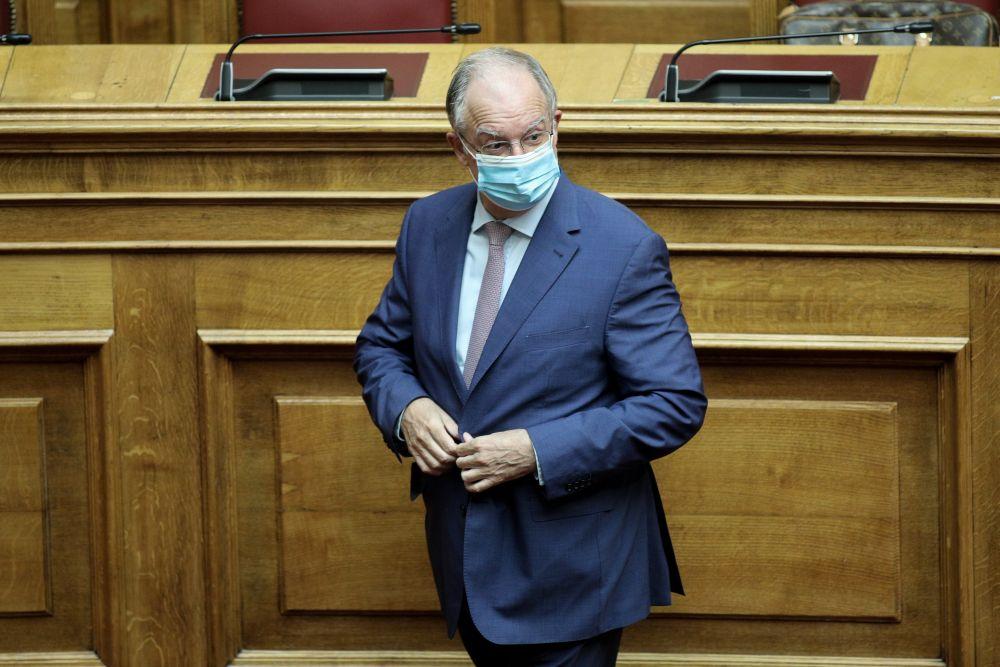 «Χλιαρός» ο Πρόεδρος της Βουλής για το «καυτό» θέμα των γερμανικών αποζημιώσεων