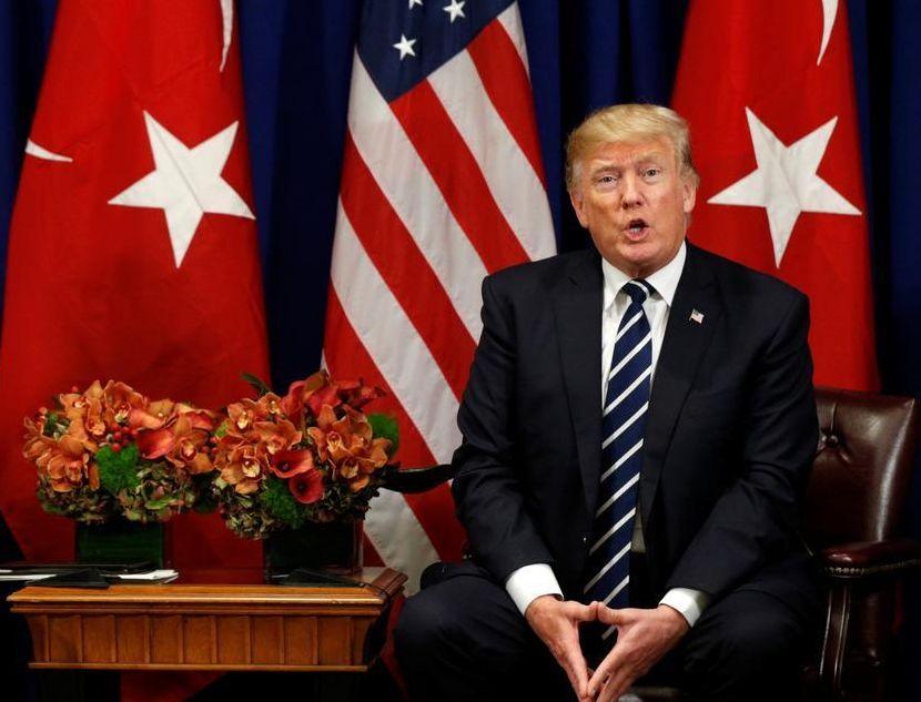 Τραμπ Τουρκία