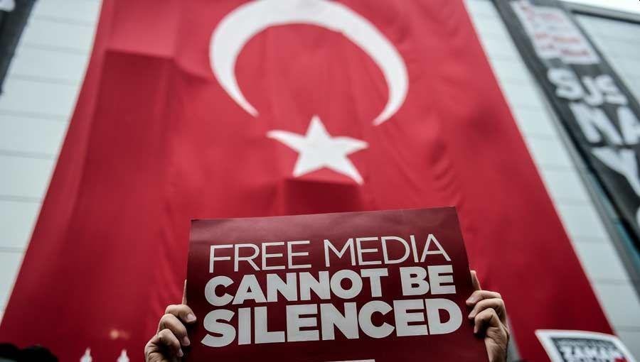 Τουρκία ελευθεροτυπία