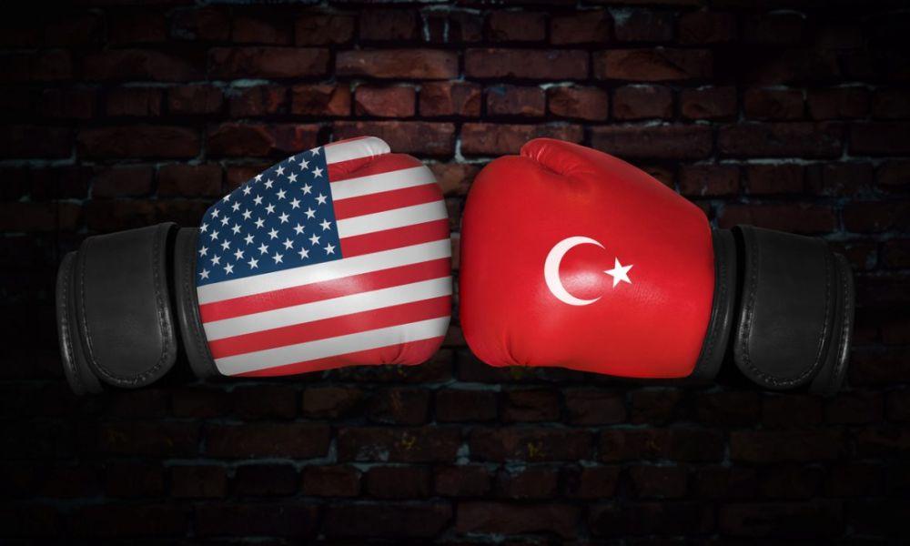 ΗΠΑ Τουρκία