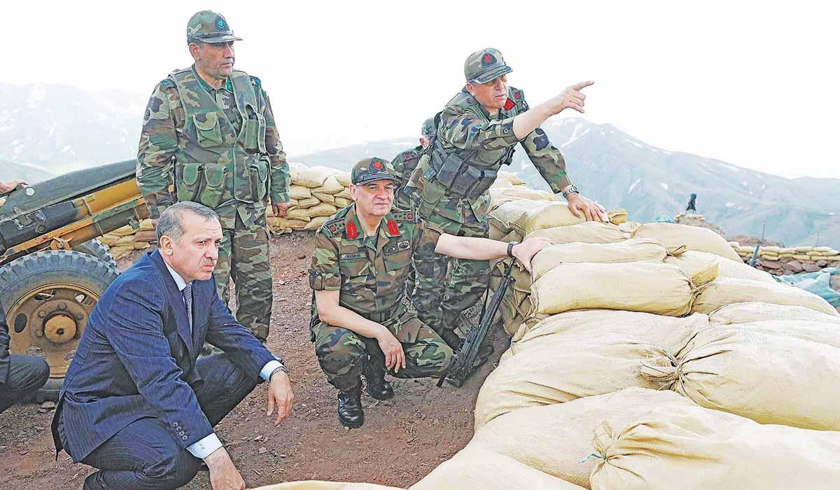 Τέσσερα αγκάθια για την Τουρκία