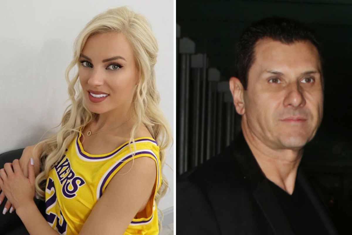 Ο νέος σύντροφός της Τζούλιας Νόβα και η αντίδραση του πρώην συντρόφου της Γιάννη Μάρκου (video)