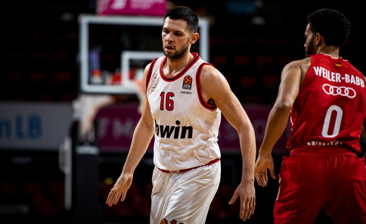 EuroLeague: Ήττα για τον Ολυμπιακό στη Γερμανία, 74-68 από την Μπάγερν