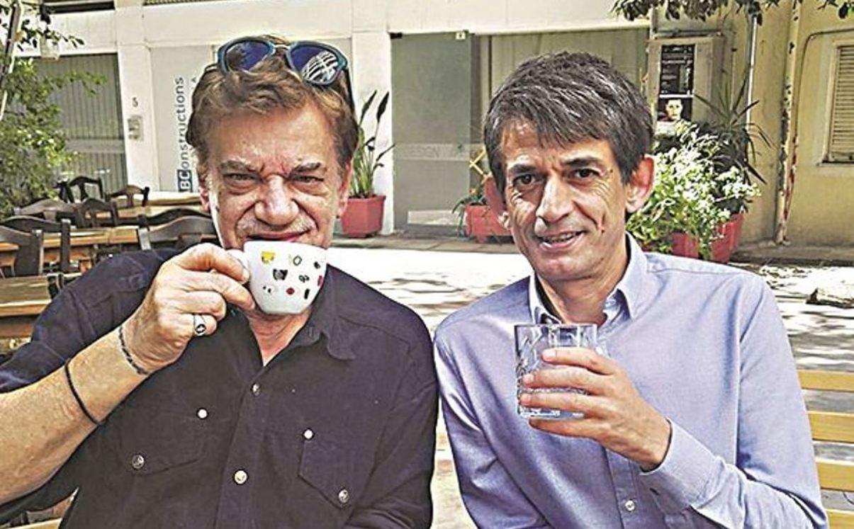 Παπαματθαίου – Καρανίκας: Συνάντηση των… πρώην για καφεδάκι!